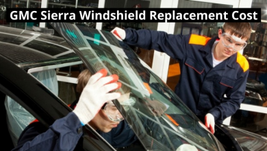GMC Sierra Windshield Replacement Cost